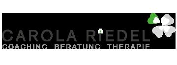 Therapie Carola Riedel